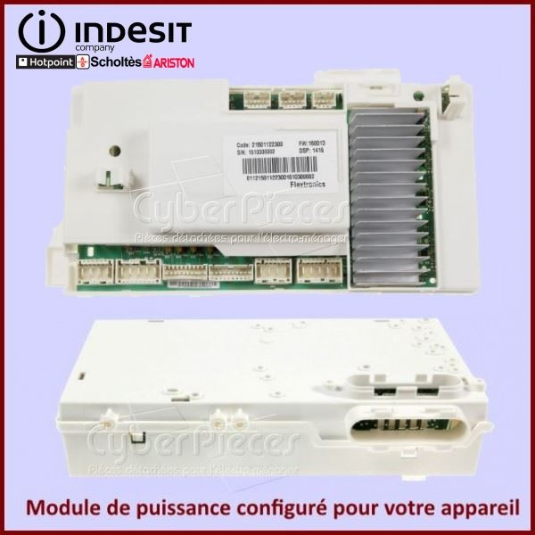 Module ARC3PH WD SHP ECOPRIME Indesit C00287720