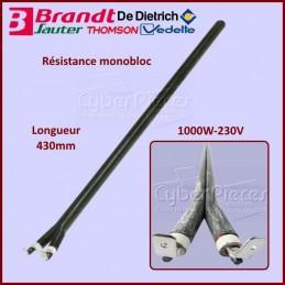 Resistance Monobloc 1000W-230V 282019CCP CYB-104289