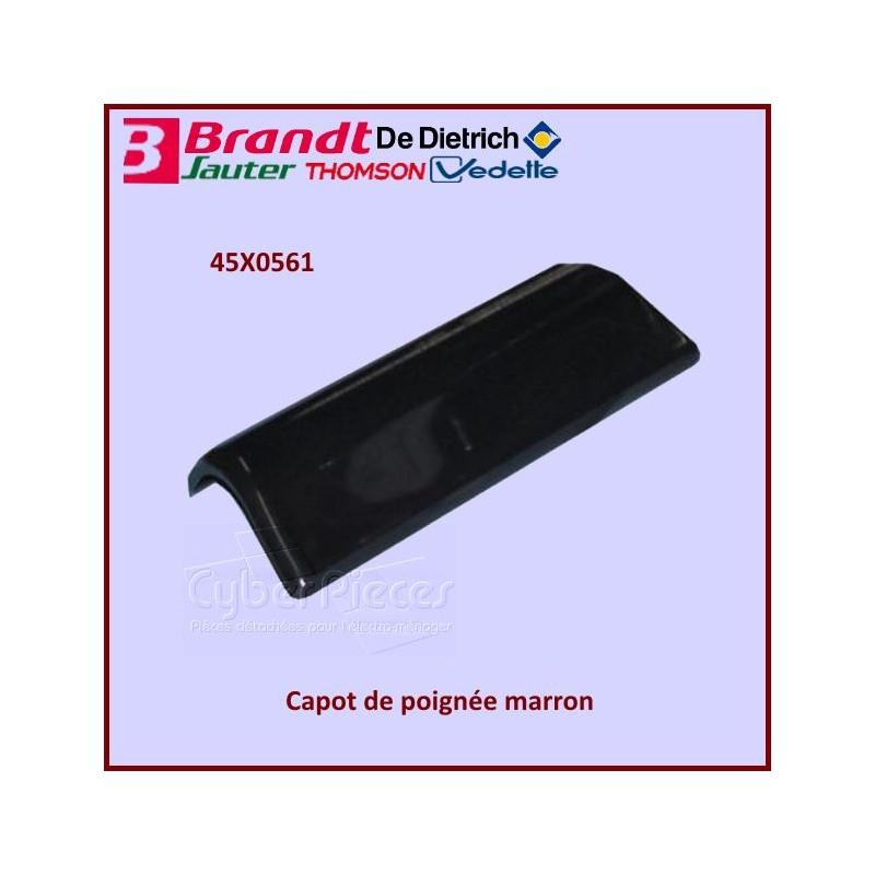 Capot De Poignée marron Brandt 45X0561
