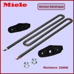 Résistance 2500W - 230V Adaptable Miele 4748124 CYB-038096