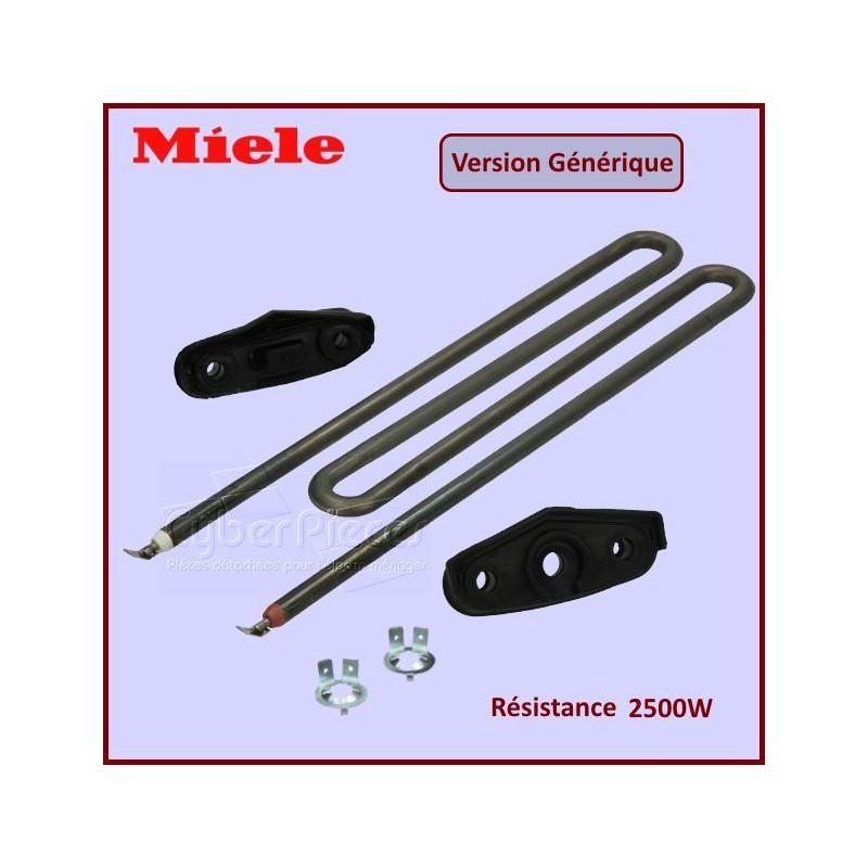 Résistance 2500W - 230V Adaptable Miele 4748124