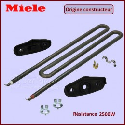 Résistance 2500W - 230V Origine Miele 4748124 CYB-067362