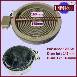 Foyer Radiant 145mm 1200W EGO 1652032832 CYB-186070