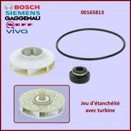 Jeu d'étanchéité + turbine Bosch 00419027