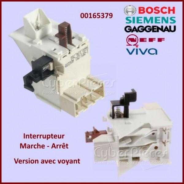 Interrupteur Marche-Arrêt Bosch 00165379
