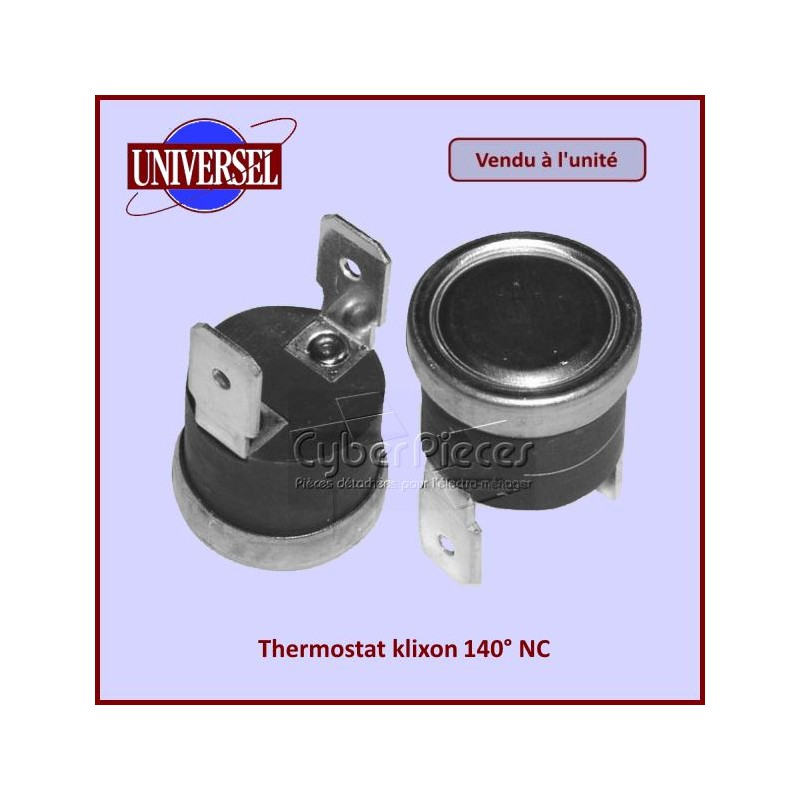 Thermostat 140° NC