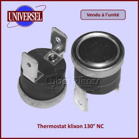 Thermostat klixon 130° NC