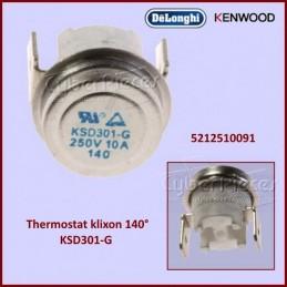 Thermostat klixon 140° - KSD301-G 5212510091 CYB-309417