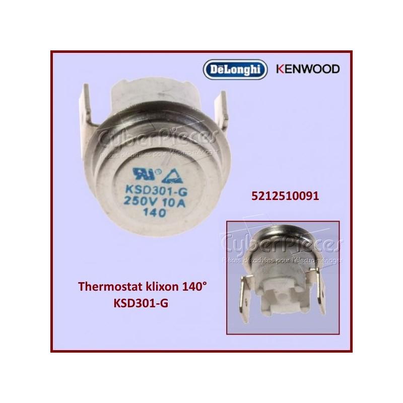 Thermostat klixon 140° - KSD301-G  5212510091