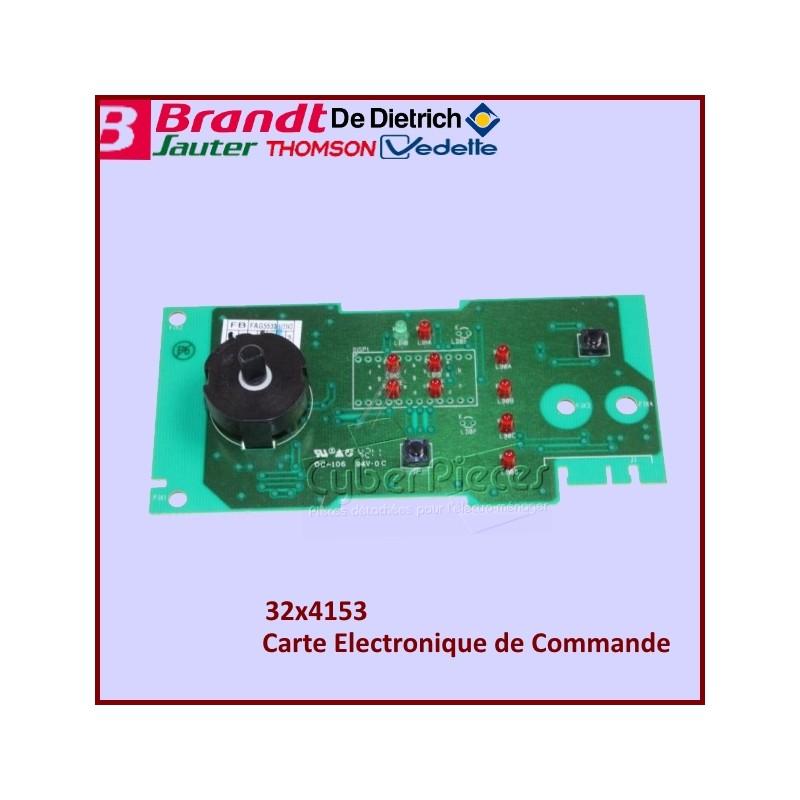 Carte de Commande Brandt 32X4153