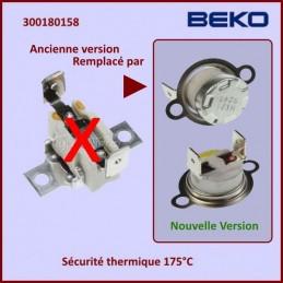 Sécurité thermique 175°C...