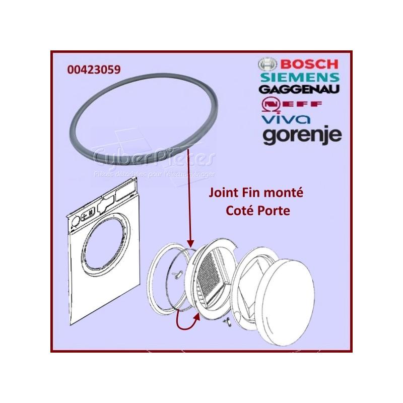 Joint fin de porte Bosch 00423059
