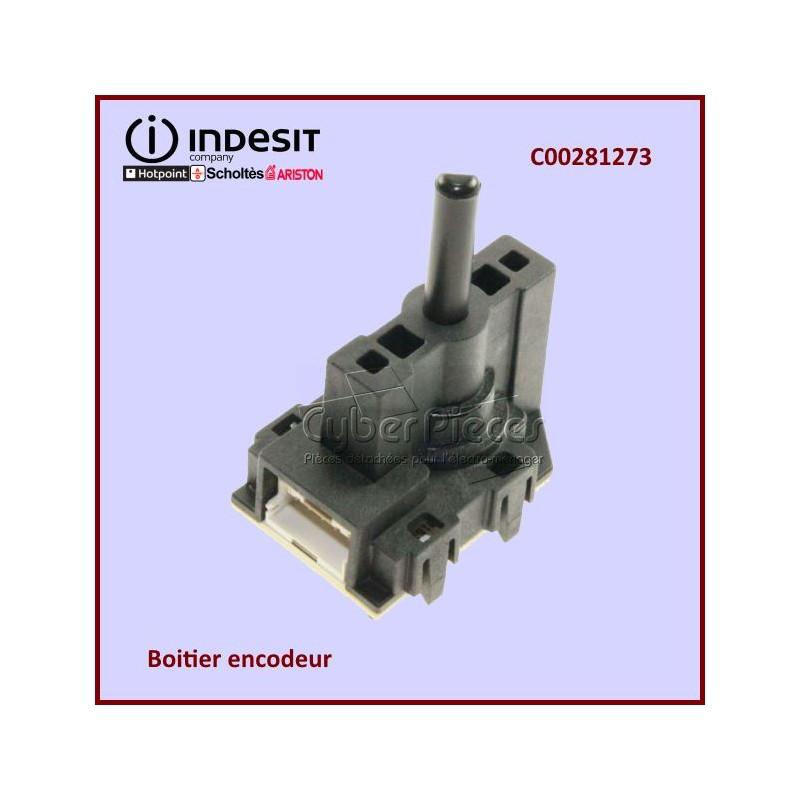 Boitier encodeur Push Indesit  C00281273