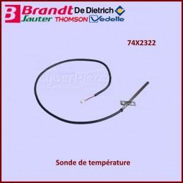 Sonde de température Brandt 74X2322 CYB-242196