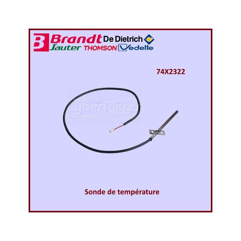 Sonde de température Brandt 74X2322