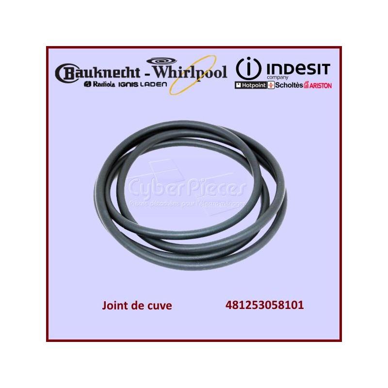 Joint de Cuve Whirlpool 481253058101