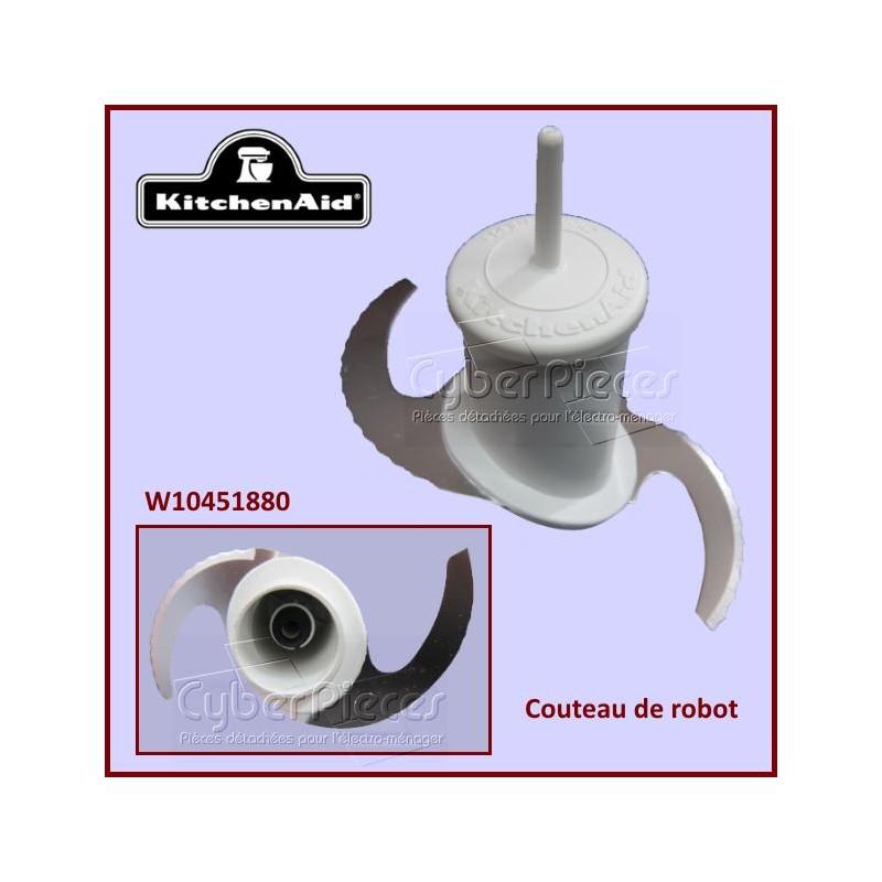 Couteaux de robot Kitchenaid W10451880