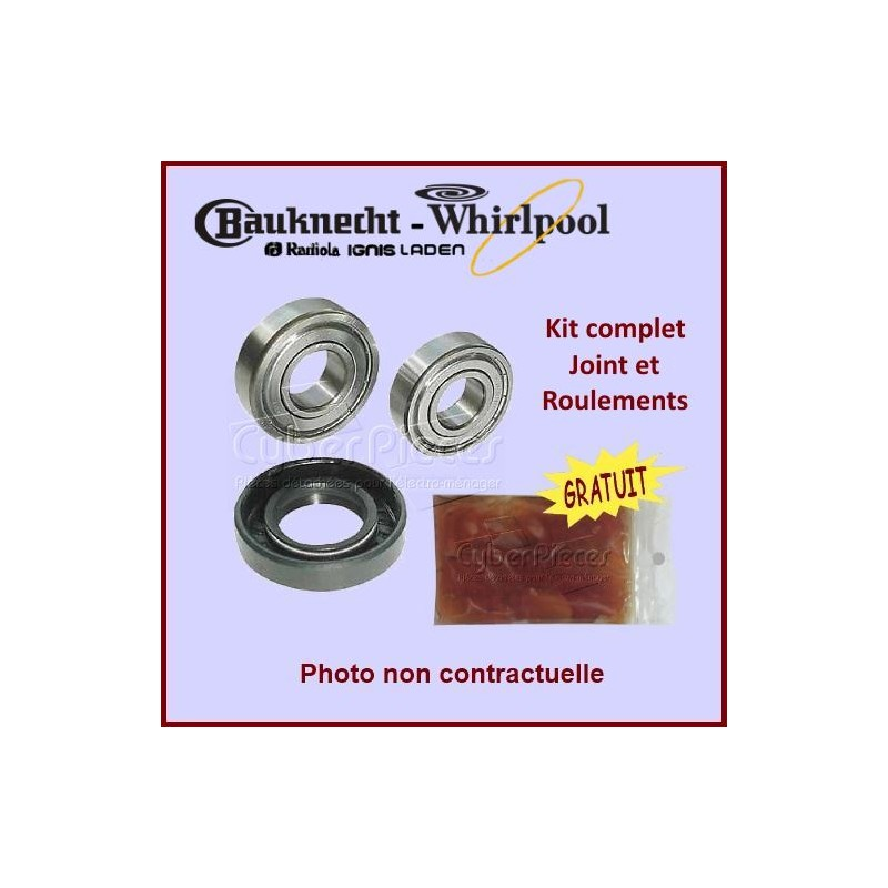 Kit Palier châssis Delta Whirlpool 481253058142
