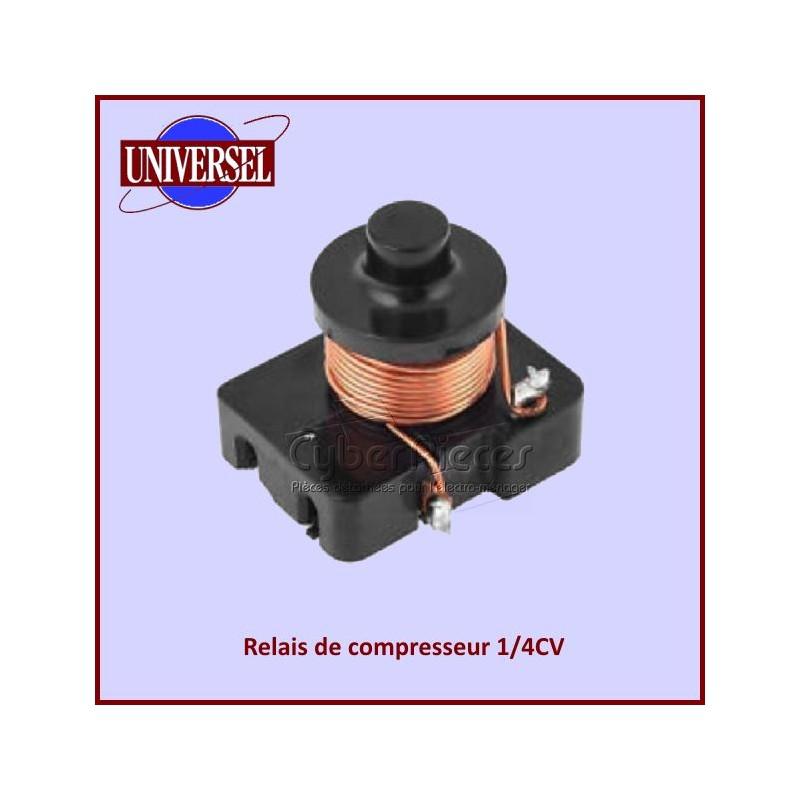 Relais pour compresseur 1/4CV