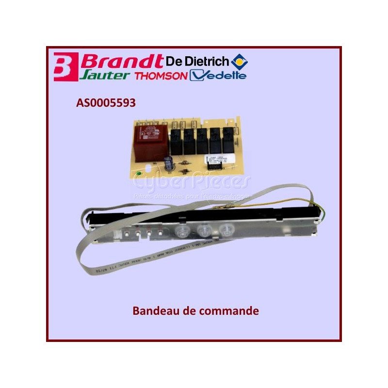 Boitier de commande Brandt AS0005593