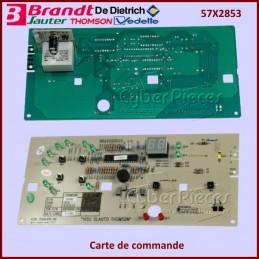 Carte de commande Brandt 57X2853 CYB-228947