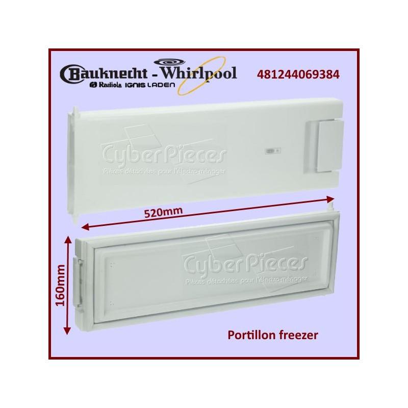 Portillon Frezeer Whirlpool 481244069384