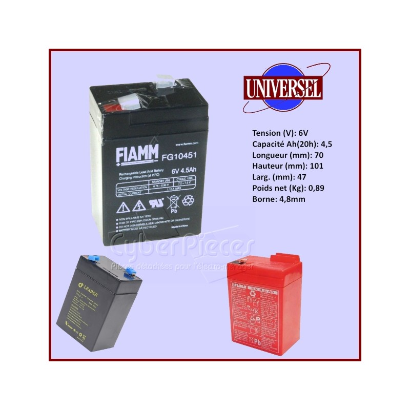 Type: Fg10451 Fiam ou Multipower  / Lc-r064r2p