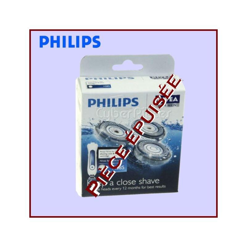 Lot de 3 têtes de rasage Philips HS85***Pièce épuisée***