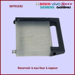 Reservoir d'eau four à vapeur Bosch 00791032 CYB-145008