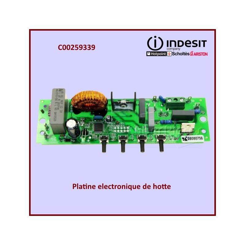 Carte Electronique Indesit C00259339