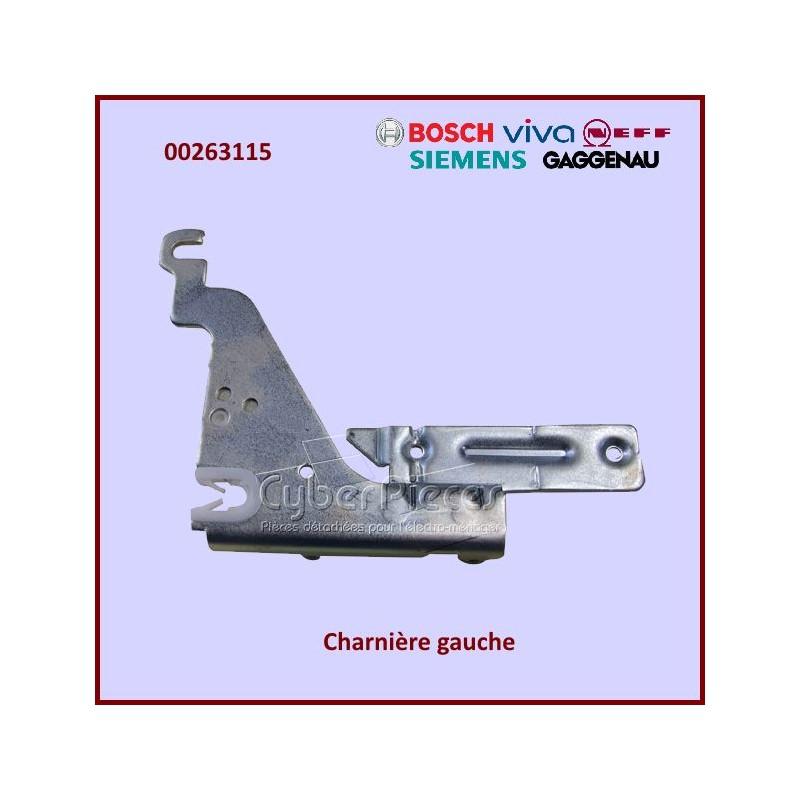 Charnière Gauche Bosch 00263115