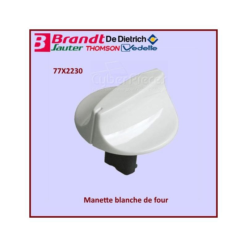Manette Blanche De Four Brandt 77X2230