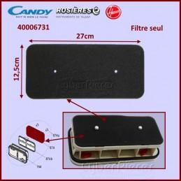 Filtre du couvercle condenseur Candy 40006731 CYB-210119