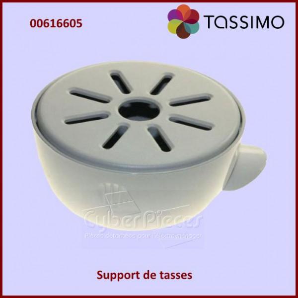 support de tasses tassimo 00616605 pour tassimo machine a dosettes petit electromenager pieces. Black Bedroom Furniture Sets. Home Design Ideas