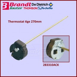Thermostat de chauffe eau...