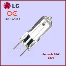 Lampe halogene 20W - 120/130 Volt CYB-027496
