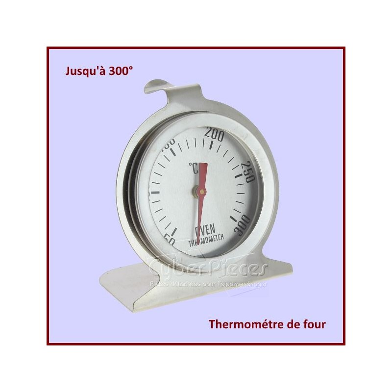 Thermomètre de four sur pied