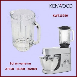 Bol blender AT358 en verre Kenwood KW713790 CYB-358521
