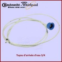 Tuyau d'arrivée d'eau 3/4 Whirlpool 481010588539 CYB-070928