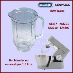 Bol blender AT337 en acrylique Kenwood KW696782 CYB-357166