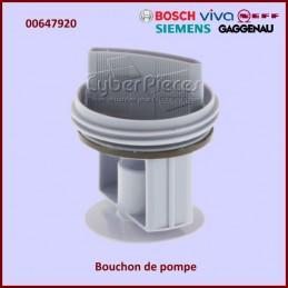 Bouchon de pompe à vis BOSCH 00647920 CYB-114813