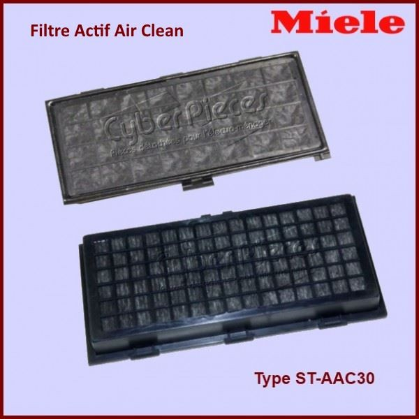 Filtre Actif Air Clean Miele 7226140