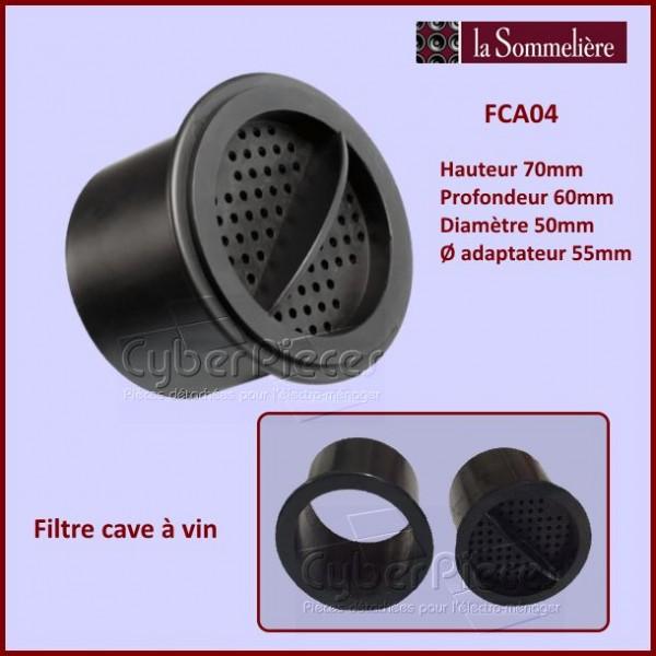 Filtre cave à vin La Sommelière FCA04