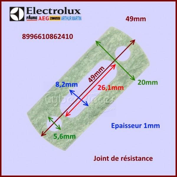 Joint de la résistance grill 8996610862410
