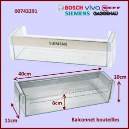 Balconnet bouteilles Bosch 00743291 CYB-406611