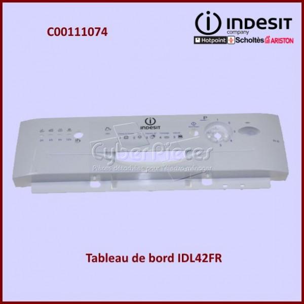 Tableau de bord Indesit C00111074