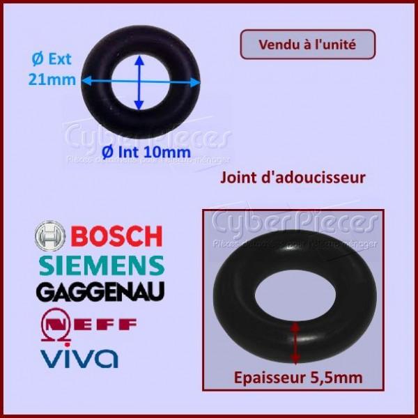 Joint de l'adoucisseur d'eau Bosch 00166878