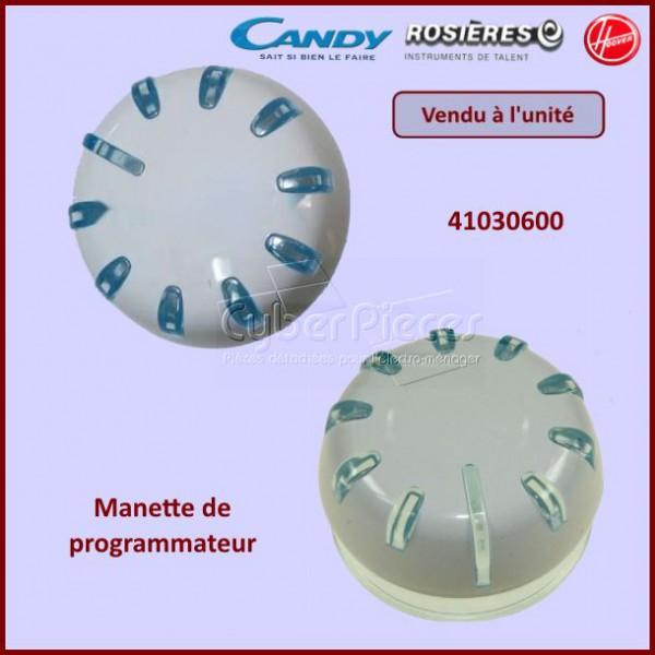 manette programmateur candy 41030600 pour machine a laver. Black Bedroom Furniture Sets. Home Design Ideas