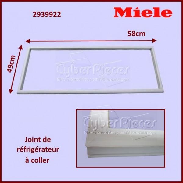 Joint de porte 580x490mm Miele 2939922