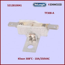 Thermostat 308°C - 10A Delonghi 5212810041 CYB-026949